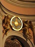 Anges sur Andreevsky Sobor Image libre de droits