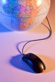 Angeschlossen an die Welt Lizenzfreie Stockfotos