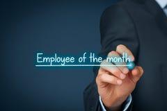 Angestellter des Monats stockfotografie