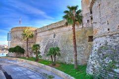 Angevine-Aragonese Castle Στοκ φωτογραφίες με δικαίωμα ελεύθερης χρήσης