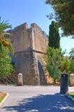 Angevine-Swabian Castle. Manfredonia. Puglia. Italy. Stock Photo