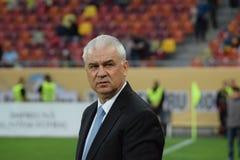 Anghel Iordanescu (Румыния) Стоковые Фотографии RF