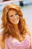 Angie Everhart Royalty Free Stock Photography