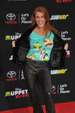 Angie Everhart Stock Image