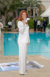 Angie Everhart Royalty Free Stock Photo