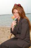 Angie Everhart Stock Photo
