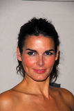 "Angie Harmon. At the Academy of Television Arts and Sciences ""Primetime TV Crimefighters"" evening, Leonard H. Goldenson Theater, North Hollywood, CA. 11-01-10 Royalty Free Stock Photography"