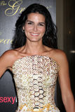 Angie Harmon arrives at the 37th Annual Gracie Awards Gala Royalty Free Stock Images