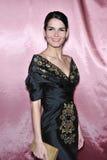 Angie Harmon, Fashion Show Royalty Free Stock Photos