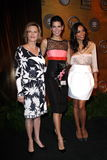 Angie Harmon, Jobeth Williams, Rosario Dawson Lizenzfreie Stockfotos