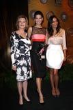 Angie Harmon,Jobeth Williams,Rosario Dawson Royalty Free Stock Photos