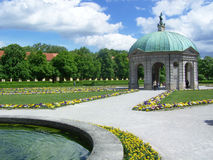 angielscy ogródy obrazy royalty free