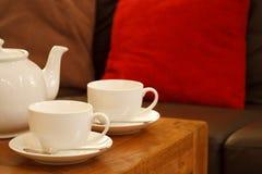 angielska herbata Fotografia Royalty Free