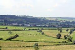 Angielska wieś Zdjęcia Stock