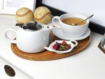 Angielski herbaciany czas Obrazy Stock