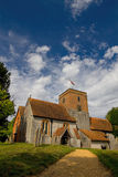 Angielski kościół fotografia stock