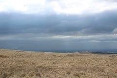 Angielski moorland Zdjęcie Stock