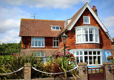 Angielski uroczy dom na wsi Fotografia Royalty Free