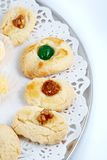 angielskie ciasteczka obrazy stock