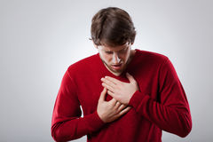 Angina Royalty Free Stock Image