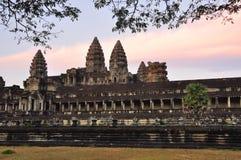 Angkar Wat Στοκ Φωτογραφίες