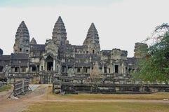 Angkar Wat Στοκ Εικόνα