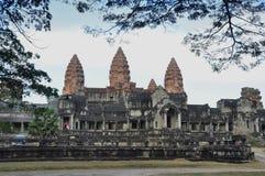 Angkar Wat Στοκ εικόνες με δικαίωμα ελεύθερης χρήσης