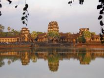 Angkar Wat Στοκ φωτογραφίες με δικαίωμα ελεύθερης χρήσης