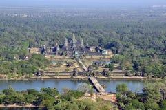 Angkar Wat Στοκ εικόνα με δικαίωμα ελεύθερης χρήσης