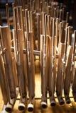 Angklung, παραδοσιακό όργανο μουσικής από την Ινδονησία Στοκ Εικόνα