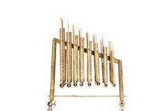 Angklung Royalty Free Stock Photo