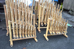 Angklung Royalty Free Stock Photography