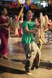 Angklung Ujo Pack music school in Bandung Stock Photo