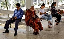 Angkok - η πόλη των πολιτών του Τσίτα Στοκ Εικόνες
