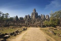 angkor亚洲wat 免版税图库摄影