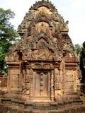 angkor废墟查看了wat 库存照片