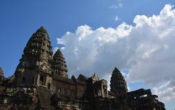 angkor柬埔寨wat 库存照片