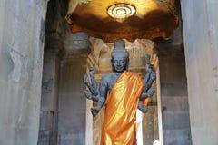 Angkor świątynia Cambodia Obraz Royalty Free