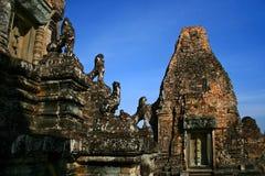 angkor świątynia rup świątynia fotografia stock