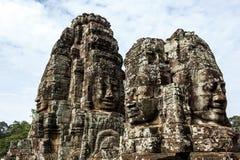 Angkor Światowe Dziedzictwo Kambodża Fotografia Royalty Free
