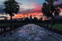 angkor Ασία Καμπότζη μέσα στο wat Στοκ φωτογραφία με δικαίωμα ελεύθερης χρήσης