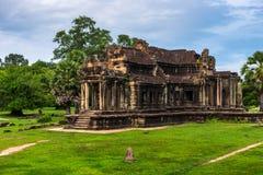 angkor Ασία Καμπότζη μέσα στο wat Στοκ εικόνες με δικαίωμα ελεύθερης χρήσης