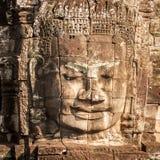 angkor Καμπότζη wat Ναός Bayon σε Angkor Thom Στοκ Φωτογραφίες