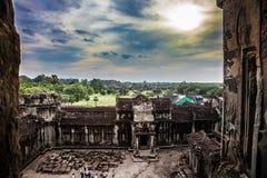angkor Καμπότζη wat Στοκ Εικόνα