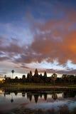 angkor Καμπότζη wat Στοκ Φωτογραφία