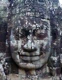 Angkor, ναός Bayon Στοκ Εικόνα