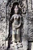 angkor που χαράζει wat Στοκ Φωτογραφία