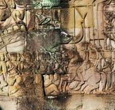 Angkor Royalty-vrije Stock Foto's