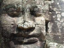 Angkor affronta Immagine Stock Libera da Diritti