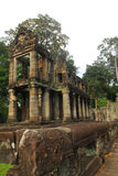 Angkor ancient building Stock Images
